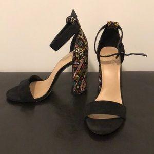 Mix no.6 block heel sandal